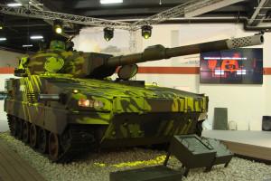 Gepard powraca. Będzie polski następca zabytkowego czołgu T-72