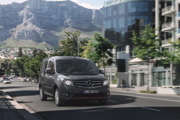 Nowy diesel Mercedesa Citan