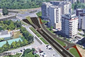 Francuzi zaprojektują nowa ulicę w Krakowie