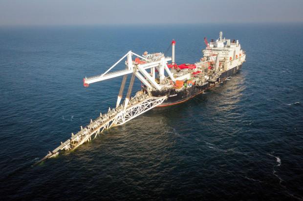 Nord Stream 2 ma już tysiąc kilometrów