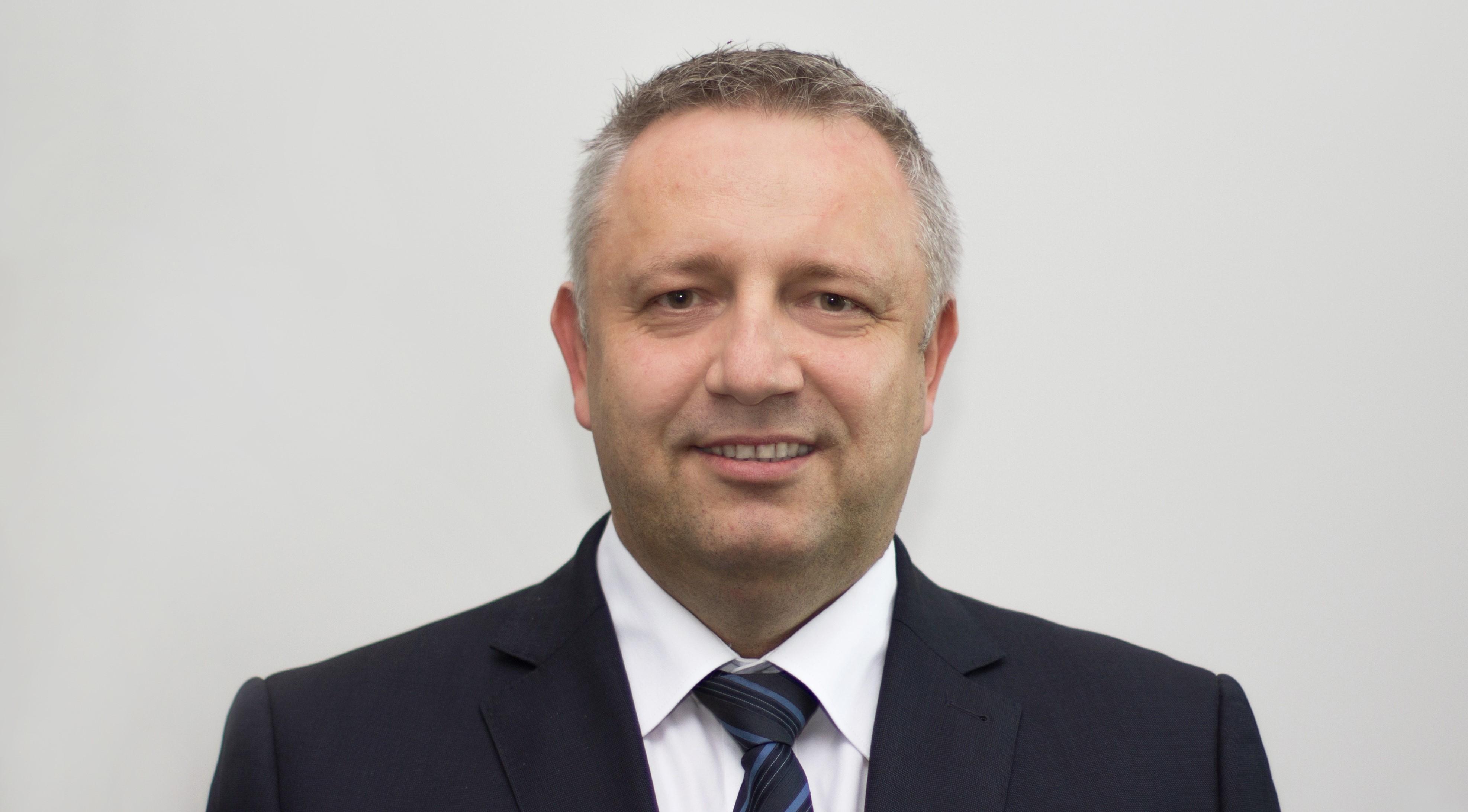 Robert Protyński. Fot. mat. pras.