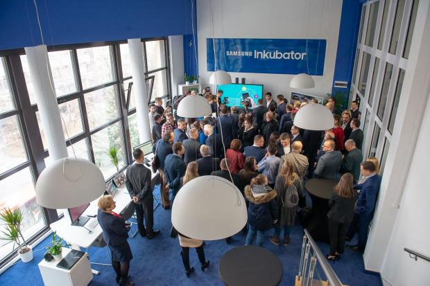 Samsung uruchomił w Lublinie inkubator start-upów