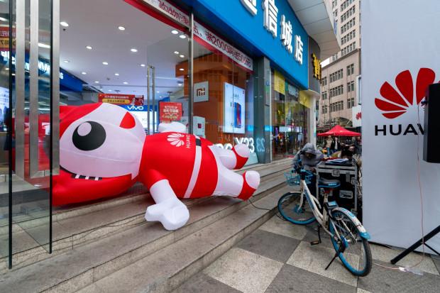 Europejscy producenci czipów notują straty po wpisaniu Huawei na czarną listę