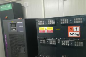 """Uruchomili magazyn energii na bateriach ze zużytych """"elektryków"""""""