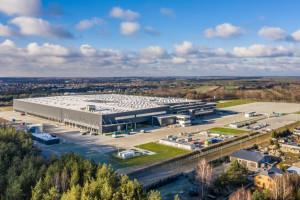 Budimex wybudował największe centrum dystrybucyjne Lidla w Polsce