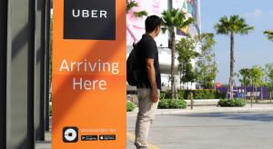 Uber stawia na skutery elektryczne