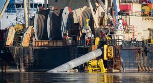 Nord Stream 2 zostanie ukończony z niewielkim opóźnieniem