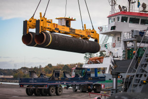W europarlamencie podpisano dyrektywę mającą wyhamować rosyjski gazociąg