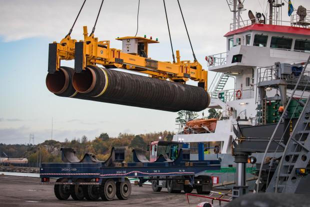 Dyrektywa gazowa dotycząca Nord Stream 2 uroczyście podpisana w europarlamencie
