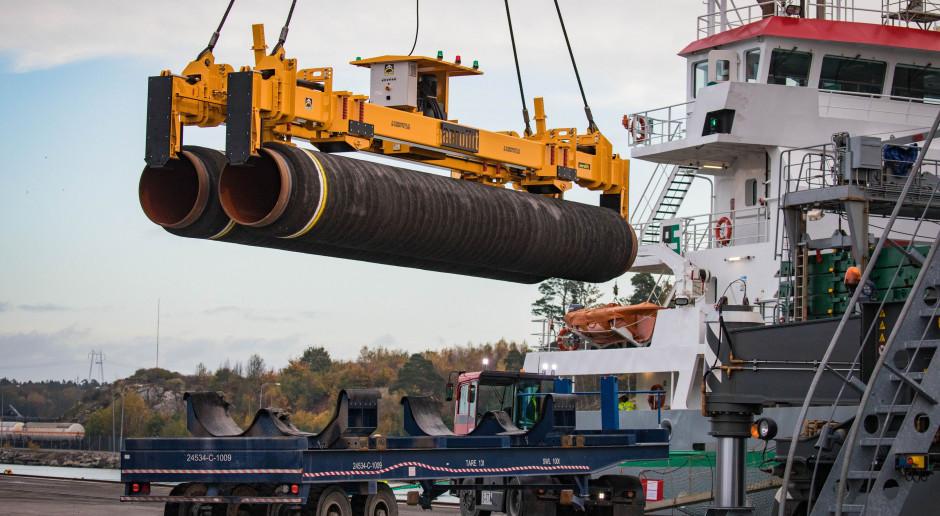Anna Fotyga pyta o zagrożenia związane z Nord Stream 2