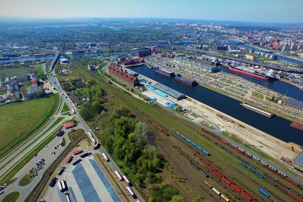 Są chętni na modernizację kolei w portach Szczecin i Świnoujście