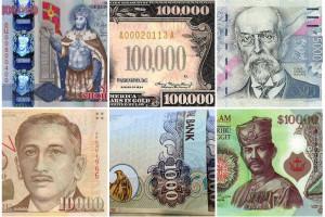 Te banknoty każdy chciałby mieć w kieszeni
