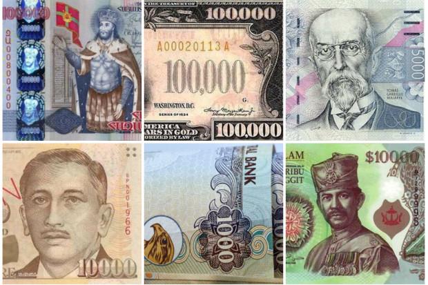 Te banknoty każdy chce mieć w kieszeni. Są bardzo cenne