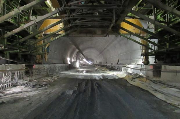 Budowa S7. Prace w tunelu na zakopiance wznowione