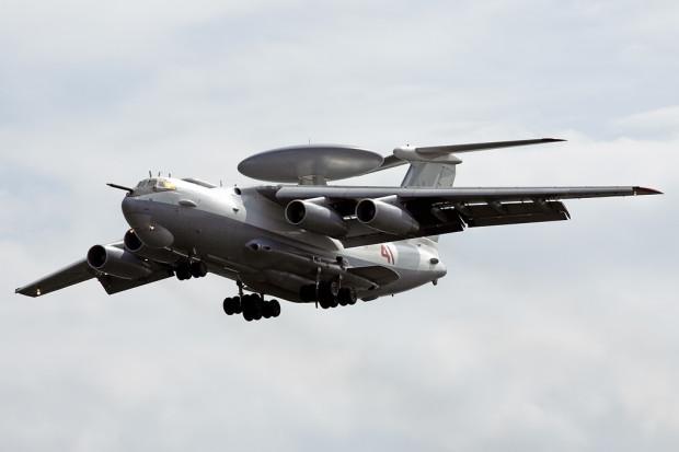 Rosja testuje nowy samolot wczesnego ostrzegania