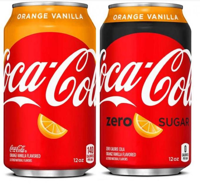 Nowa cola będzie dostępna w wersjach z cukrem i bez cukru. Fot. mat. pras.