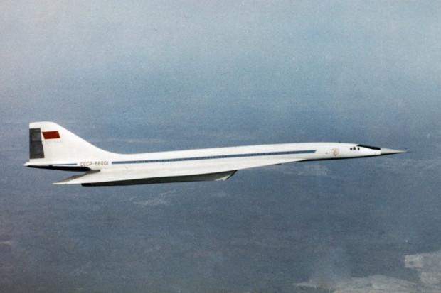 Putin: należy wrócić do idei pasażerskiego samolotu naddźwiękowego
