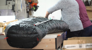 Za ciepły na... Himalaje. Najcieplejszy śpiwór świata z Polski powstawał 8 lat