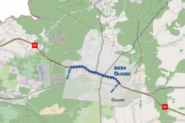 GDDKiA drugi raz unieważniła przetarg na DK94 w Olkuszu