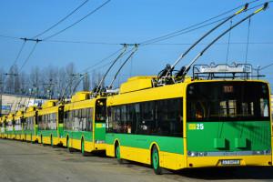 Tychy mają już komplet nowych trolejbusów