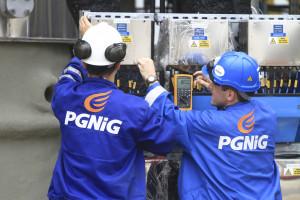 Spadek wydobycia gazu zatrzymany -  85 proc. wierceń zakończonych sukcesem