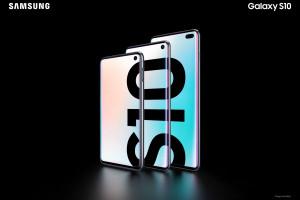 Samsung zaprezentował nową linię smartfonów Galaxy S10