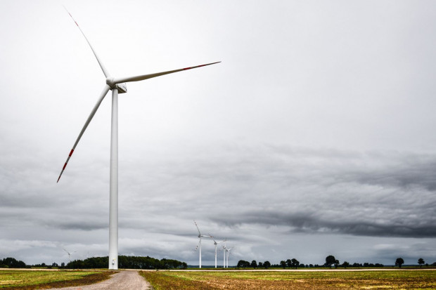PGE przy pomocy farm wiatrowych chce produkować wodór
