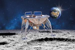 Izrael wysłał misję na Księżyc. Zostawi tam kapsułę czasu