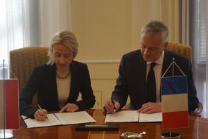 Polska i Francja będą  współpracować w zakresie walki z unikaniem opodatkowania