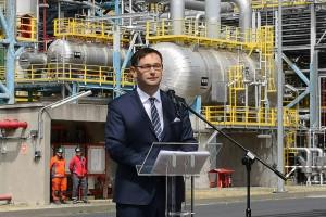 PKN Orlen chce pozyskać partnera do budowy morskich farm wiatrowych