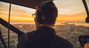 PKP kupi helikopter, by monitorować postęp inwestycji?
