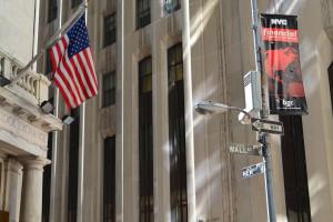 Nowojorskie giełdy na plusach. Indeksy Dow Jones i Nasdaq odnotowują dziewiąty wzrostowy tydzień z rzędu