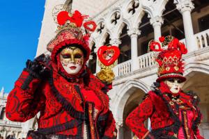 Zakaz plastikowych konfetti podczas karnawału w Wenecji