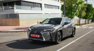 Toyota ogranicza produkcję samochodów marki Lexus