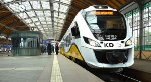 Koleje Dolnośląskie ograniczają kursowanie pociągów