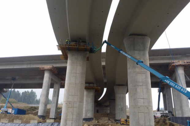 Włoskie firmy budowlane chcą dopłaty do kontraktów na polskie ekspresówki i autostrady