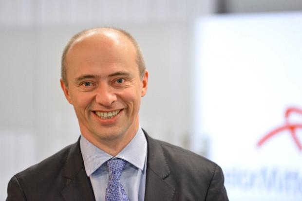 Geert Verbeeck nowym prezesem koncernu stalowego ArcelorMittal Poland