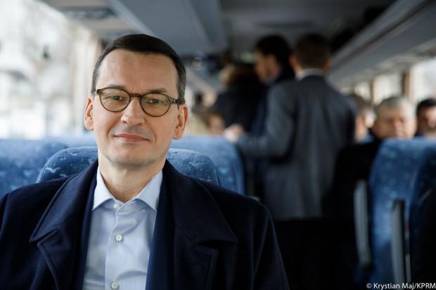 Mateusz Morawiecki: nie wziąłem żadnej odprawy z BZ WBK