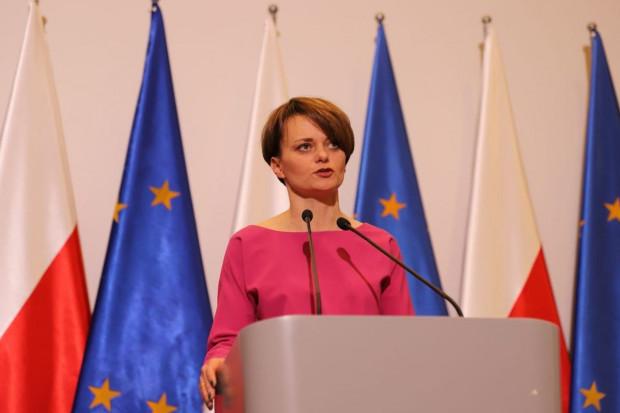 Jadwiga Emilewicz: z czasu wzrostu powinni korzystać wszyscy przedsiębiorcy