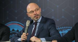 Michał Kurtyka o łączemiu polityki klimatycznej z gospodarką