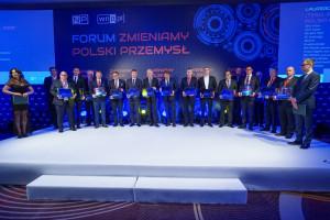 """Ludzie biznesu i polityki na gali """"Tego, który zmienia polski przemysł"""""""
