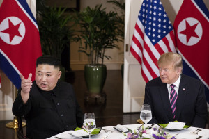 Kim Dzong Un złożył deklarację ws. denuklearyzacji Korei Północnej