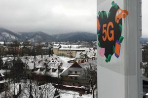 Przetestowali sieć 5G na Krupówkach