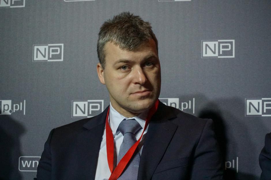 Adam Piotrowski, prezes Vigo. Fot. PTWP