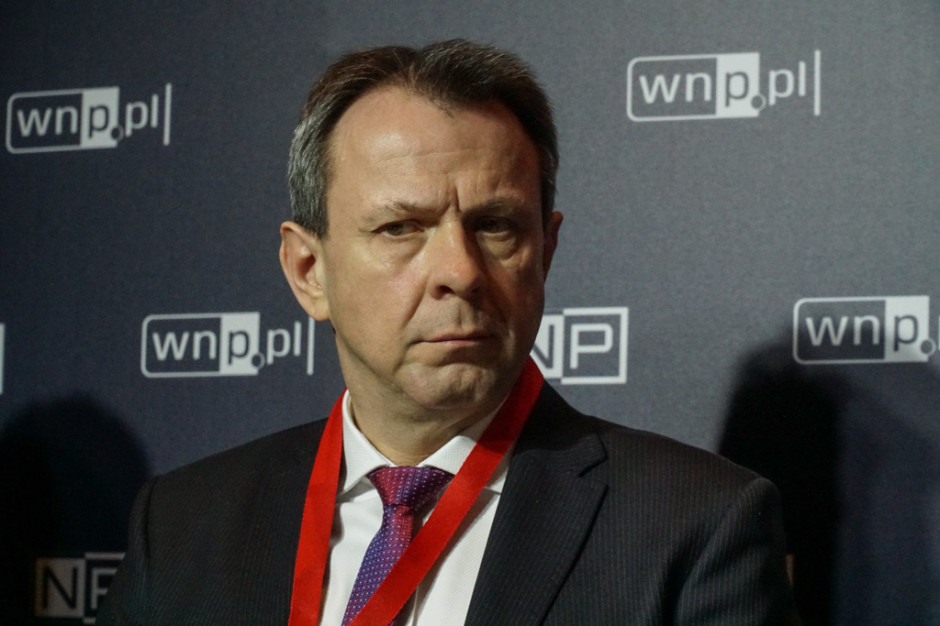 Piotr Kuba, wiceprezes zarządu ds. inwestycyjnych, PFR TFI. Fot. PTWP