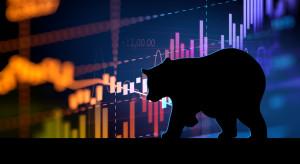 Silne spadki na rynku akcji; najwięcej straciła JSW