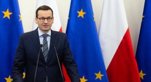 Mateusz Morawiecki: nie szastamy pieniędzmi, Ewa Kopacz dawała więcej
