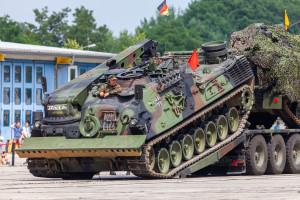 """""""Niemiecka pomoc rozwojowa nie powstrzyma rosyjskich czołgów"""""""