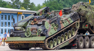Szef Pentagonu znów wzywa Niemcy do zwiększenia wydatków na obronność