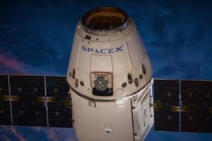 Elon Musk wysyła załogową kapsułę na stację kosmiczną